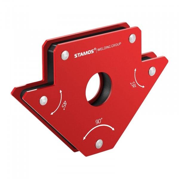 Magnetic Welding Holder 2-Part - 15,5 x 10 x 2 cm