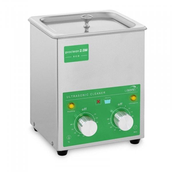 Ultrasonic Cleaner - 2 Litres - 60 W - Basic Eco