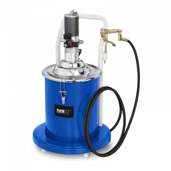 Pneumatic Grease Pump - 20 litres - portable - 300-400 bar pump pressure