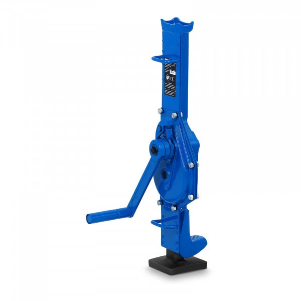 Rack and Pinion Jack - 1,500 kg