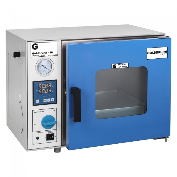 Vacuum Drying Oven - 450 Watt