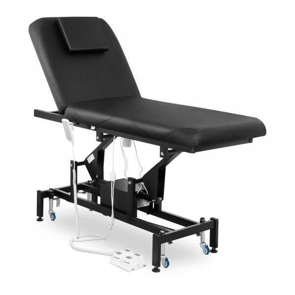 Massage Table PHYSA LYON BLACK - electric