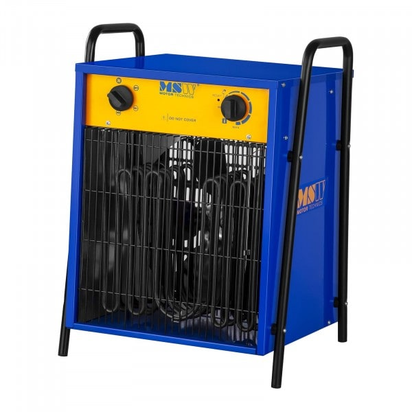B-WARE Industrial Electric Heater with Cooling Function - 0 to 40 °C - 15.000 W