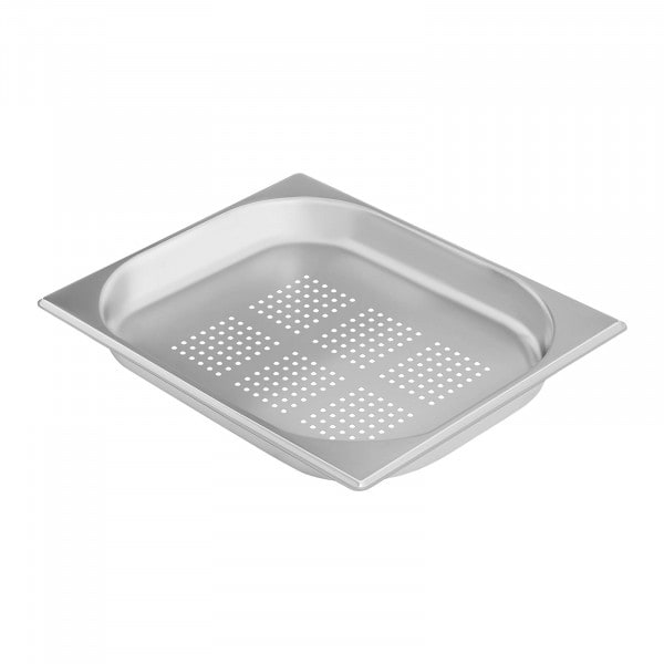 Gastronorm Tray - 1/2 - 40 mm - Perforated