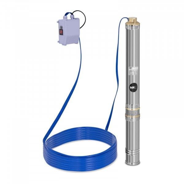 Well Pump - 4,800 L/h - 750 W - Stainless Steel