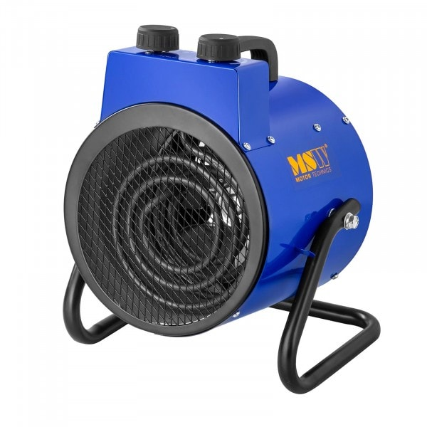 Industrial Electric Heater with Cooling Function - 0 to 85 °C - 2.000 W