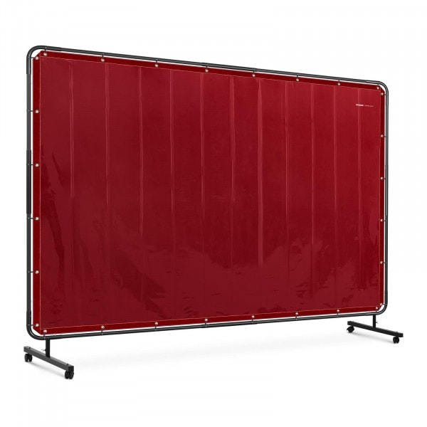 Welding Screen - with frame - 239 x 196 cm