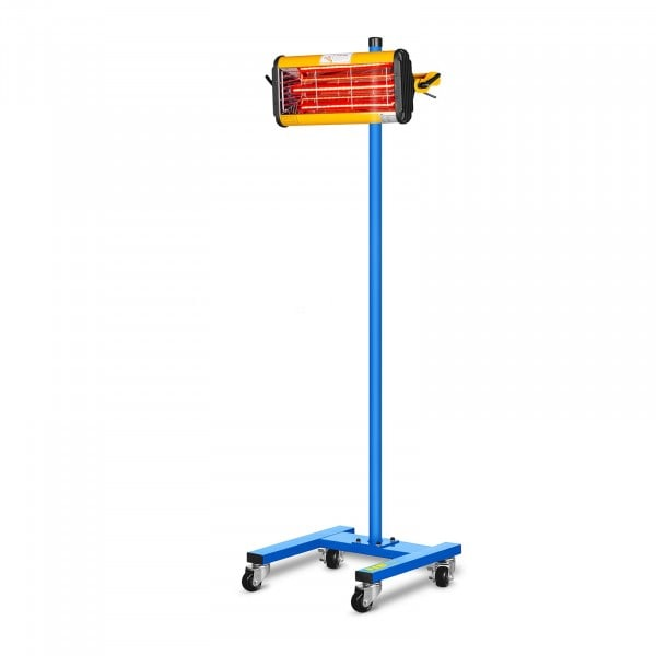 Infrared Paint Dryer - 1,100 W - 1 lamp