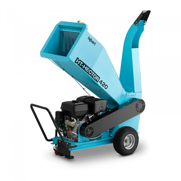 Petrol Garden Chipper - 15 hp - 100 mm
