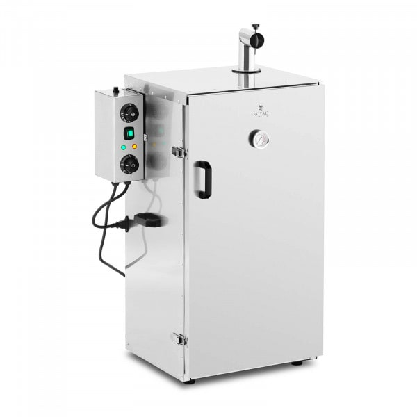 Food Smoker - 105 L - Royal Catering - 4 grids