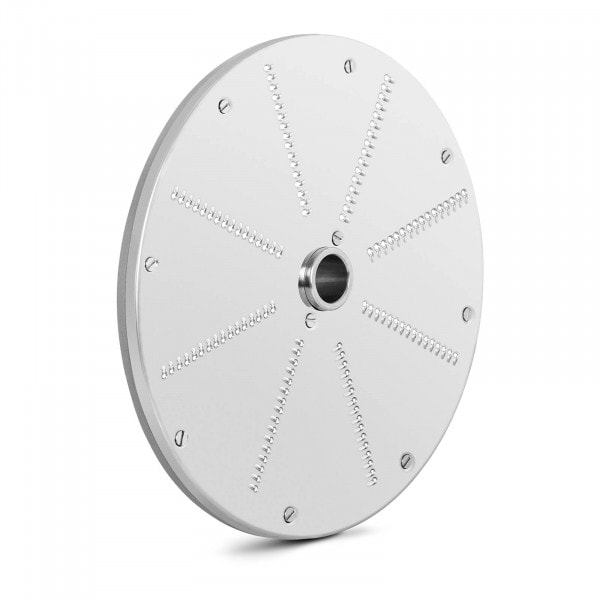 Shredding Disc - 205 mm - cut thickness 2 mm - stainless steel