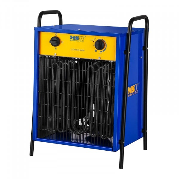 Industrial Electric Heater with Cooling Function - 0 to 40 °C - 22.000 W