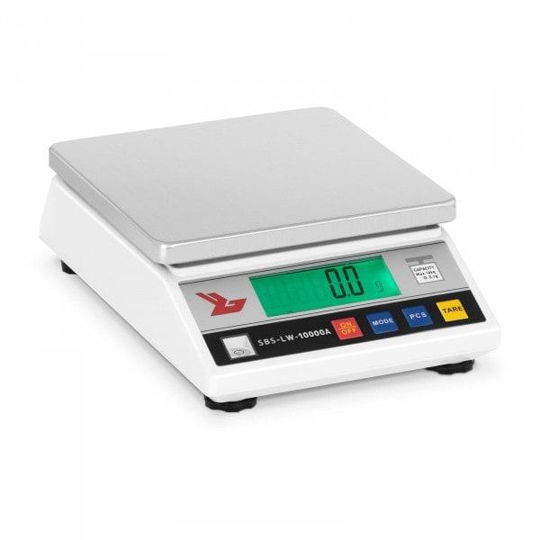 B-WARE Precision Scale- 10,000 g / 0.1 g