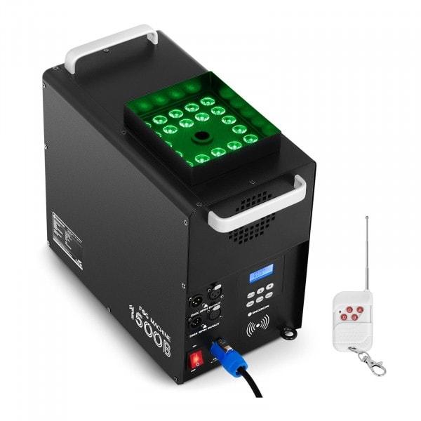 Haze Machine - LED 24 x 3 W - RGB - timer