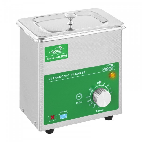 Ultrasonic Cleaner- 0,7 litres - Basic