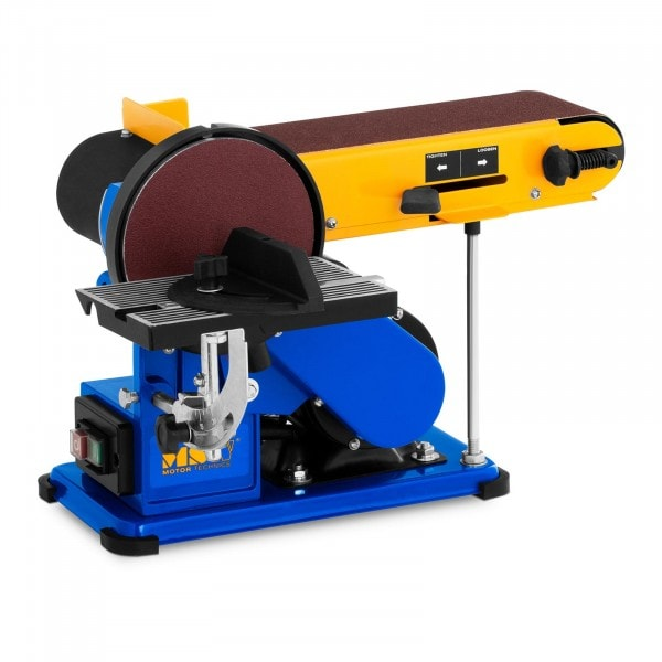 B-WARE Disc Sanding Machine with Dust Extraction - 375 W