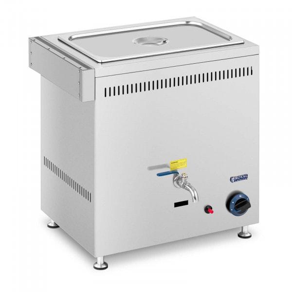 Gas Bain Marie - 3,300 W - GN 1/1 - 0.03 bar - G30