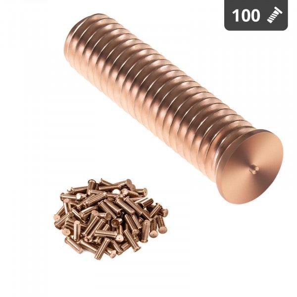Stud Welder Set - M10 - 40mm - steel - 100 pieces