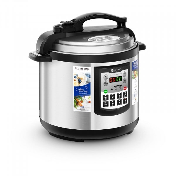 Electric Rice Cooker - 8 Litres - 1,250 W