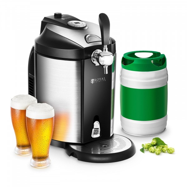 Beer Dispenser With Cooler