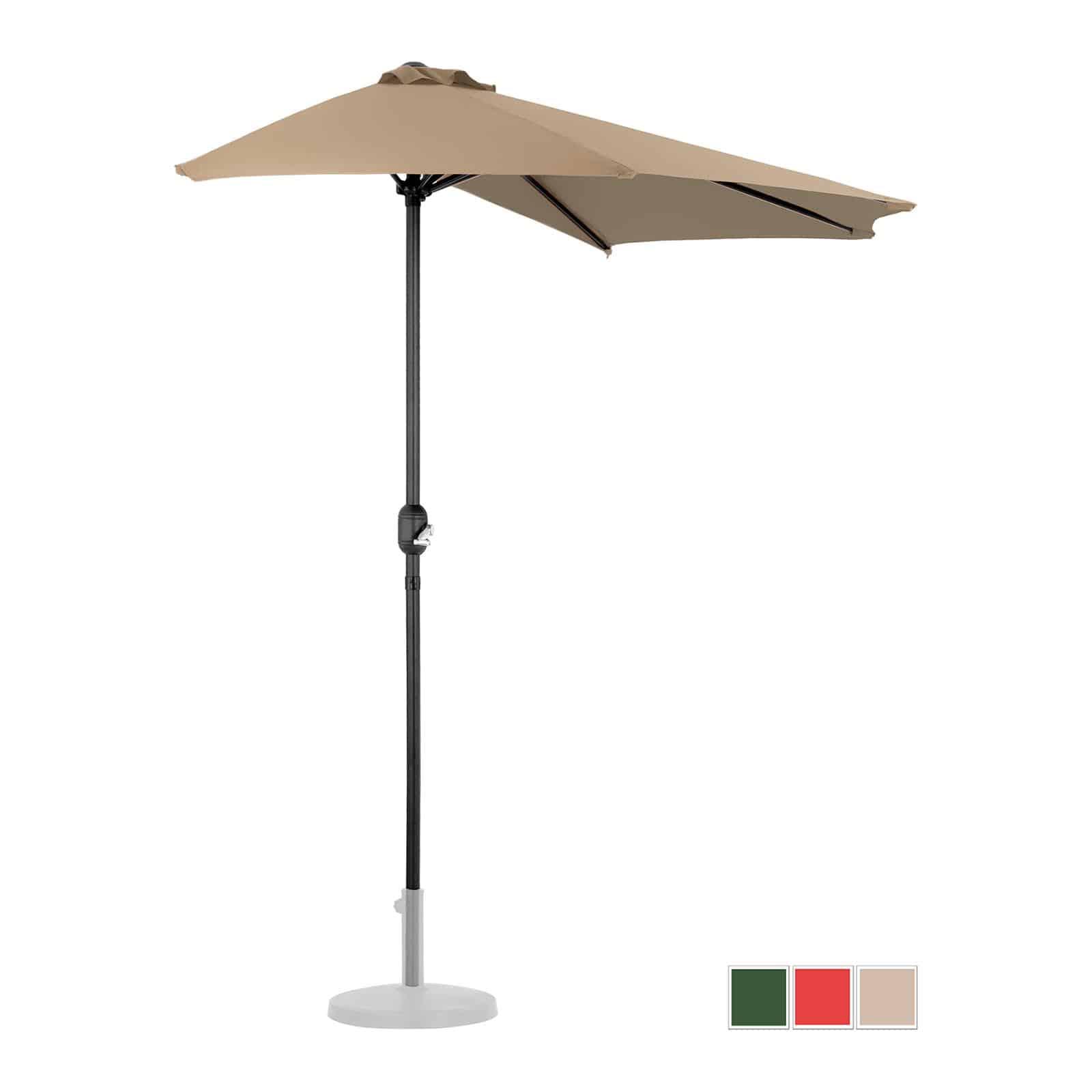 Half Umbrellas