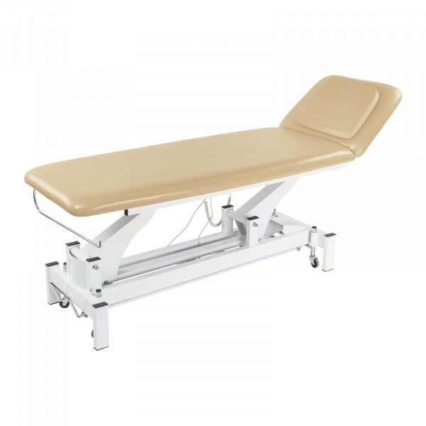 Electric Massage Table RELAXO | beige