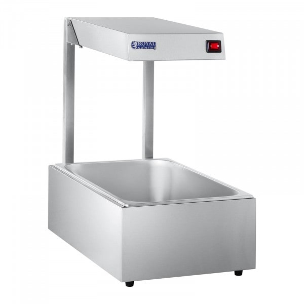 Portable Food Warmer - 500 W - GN 1/1 Container