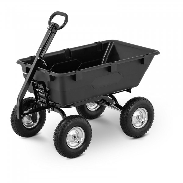 Garden Dump Cart - 550 kg - tiltable - 150 L