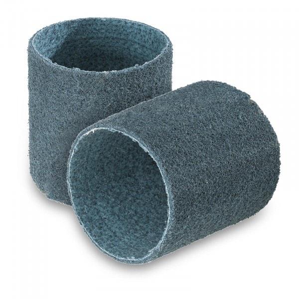 Sanding belt 2 set - Nylon sanding fleece - fine graining