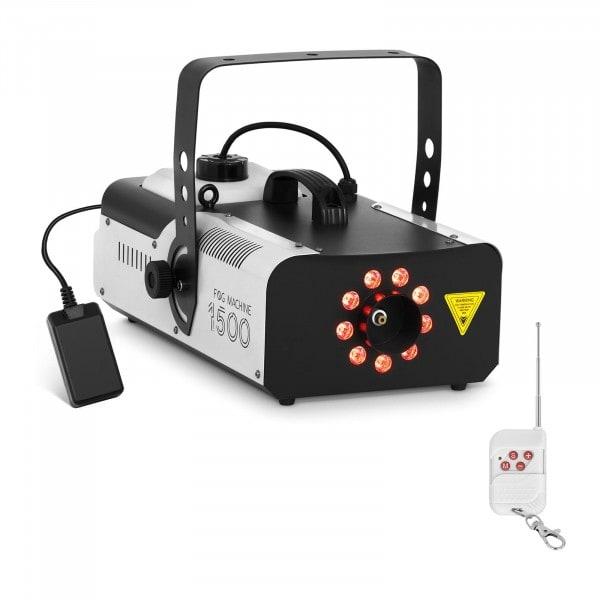 Haze Machine - LED 9 x 3 W - 1,500 W - 566 m³/min