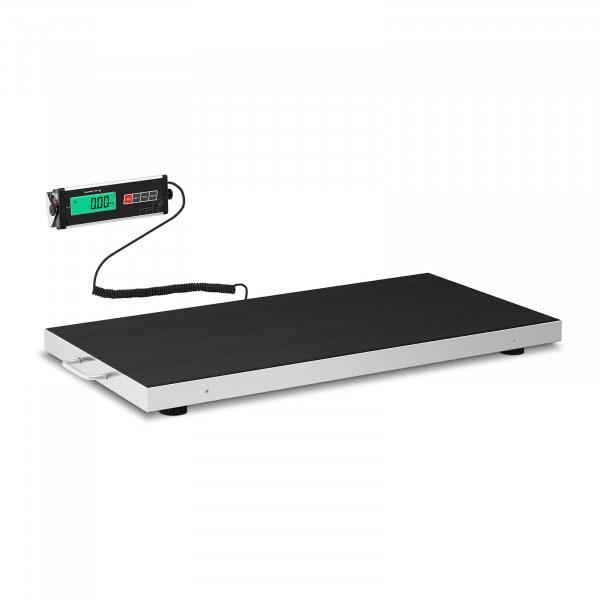 Floor Scale - 150 kg / 50 g - anti-slip mat - LCD