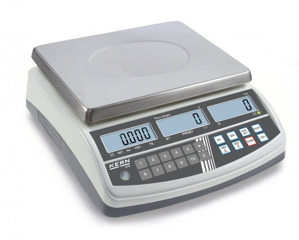 KERN Counting Scales - 6000 g / 1 g - optionally calibrated