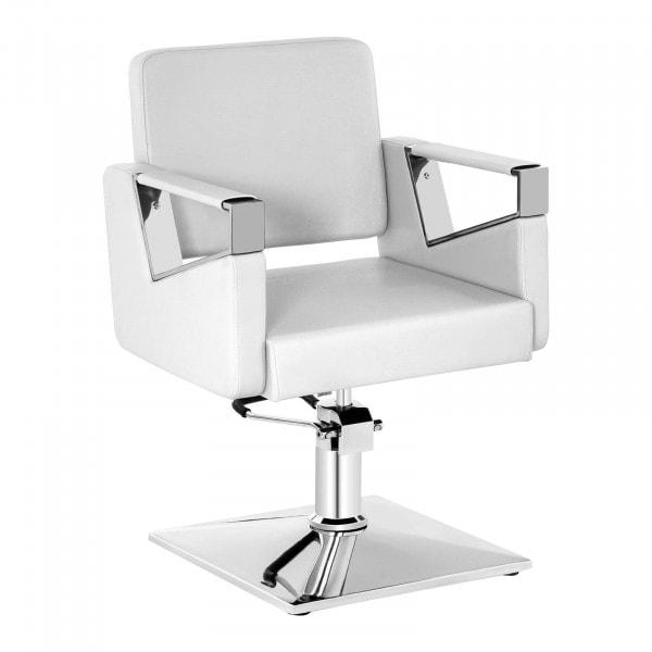 Salon Stool PHYSA BRISTOL WHITE