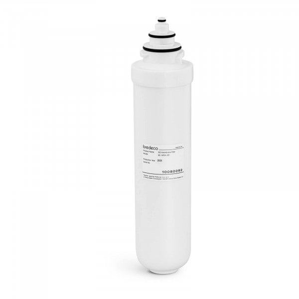 RO Membrane Water Filter - 0.0001 µm - for hot water dispensers