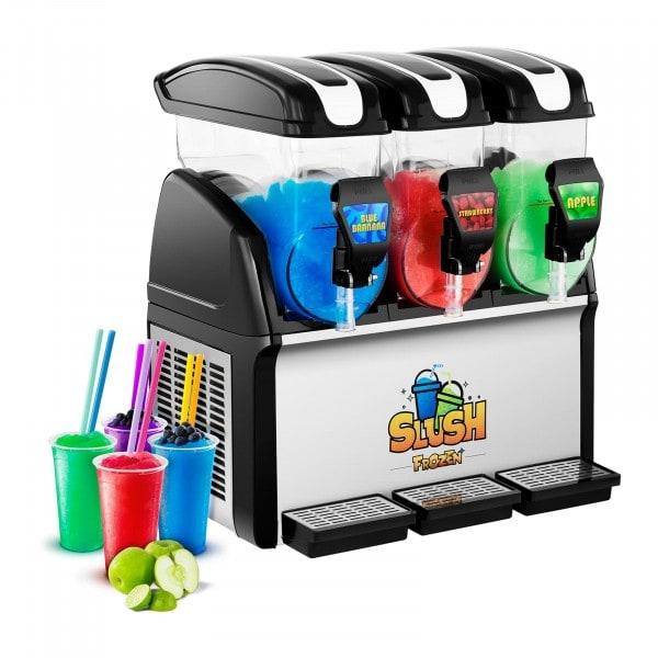 Slush Maker Machine - 3 x 15 Litres