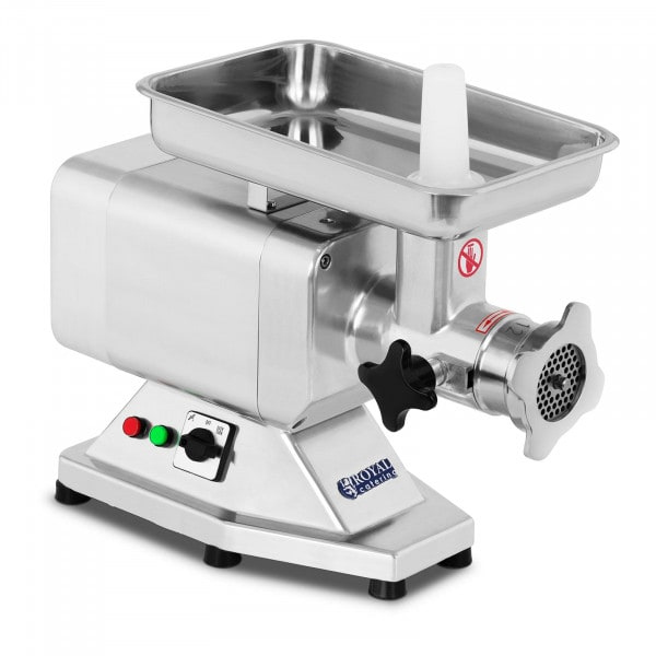 Stainless Steel Meat Grinder - 200 kg/hr - PRO