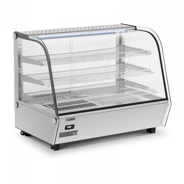 Hot Food Display - 160 L - 1,500 W - lighting