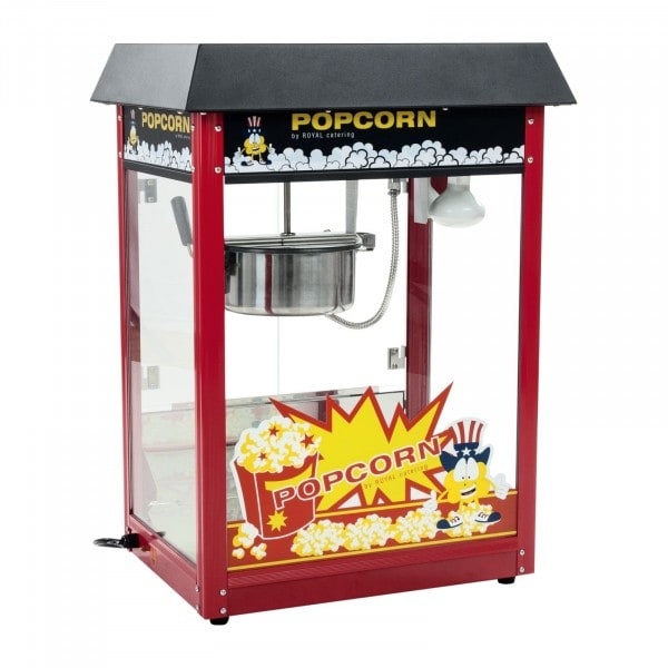 Werbung1 von Popcornmaschine - schwarz