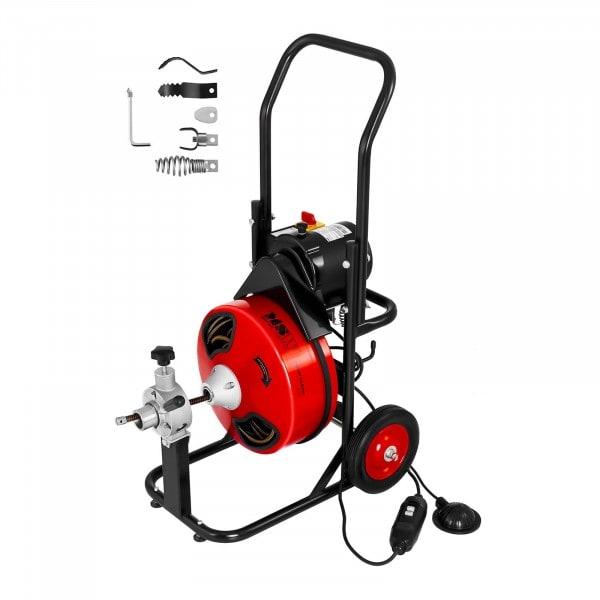 Drain Cleaning Machine 390 Watt Ø 25 - 125 mm
