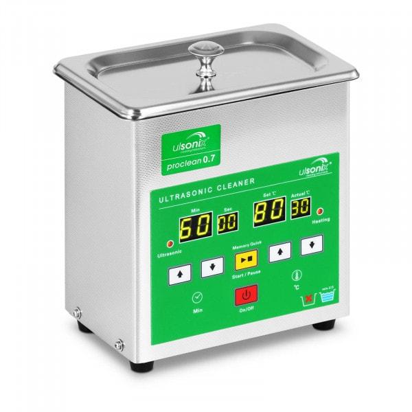 Ultrasonic Cleaner - 0.7 L - Memory Quick