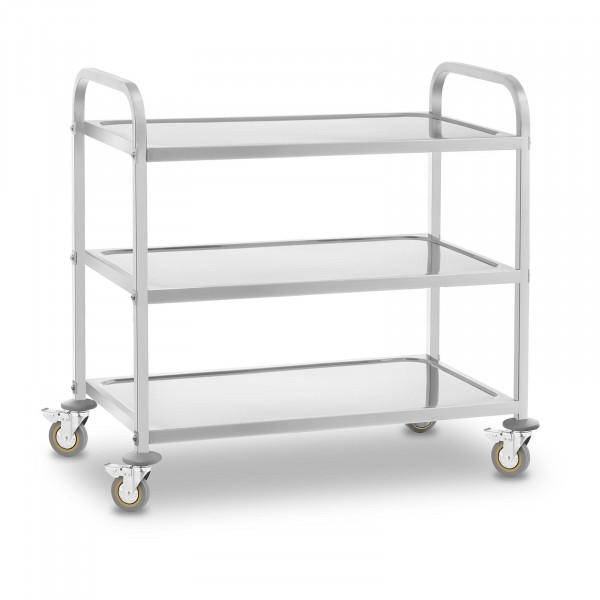 B-WARE Serving Trolley - 3 shelves - up to 480 kg