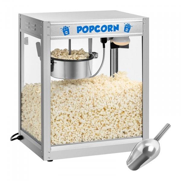 Popcorn Maker - Stainless Steel