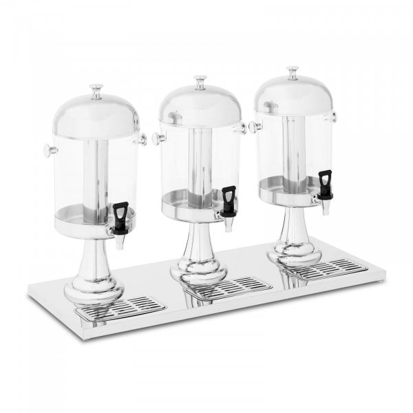 B-WARE Drinks Fountain 3 x 7 Litres