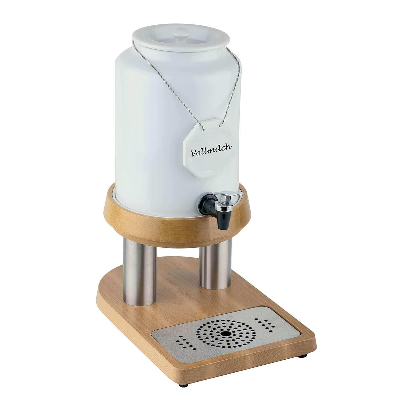 Stainless Steel Milk Dispensers