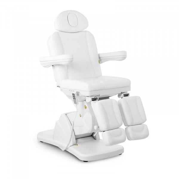 Podiatry Chair LA PAZ WHITE - electric