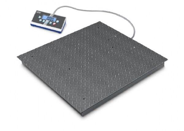 KERN Floor scale Max 300 kg / 0,1 kg   600 kg / 0,2 kg