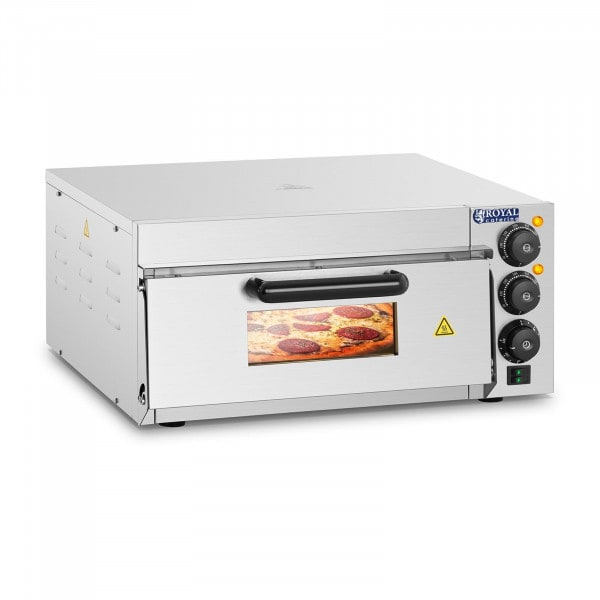 Pizza Oven - 1 chamber - 2,000 W