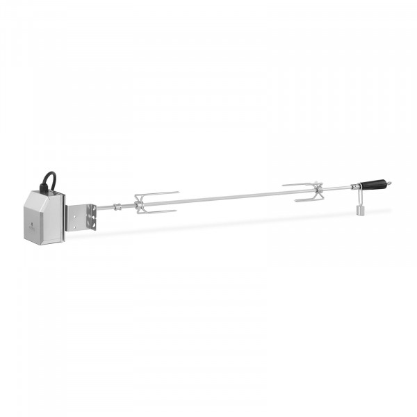 Rotisserie Spit with Motor - 140 cm