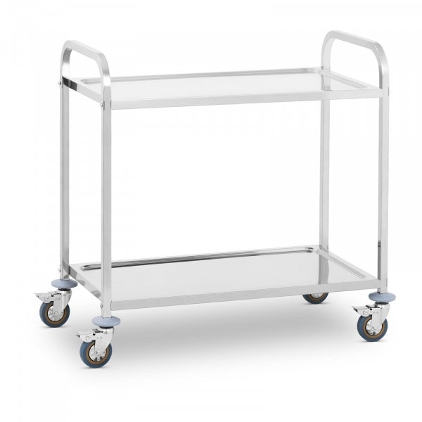 Serving Trolley - 2 Trays - up to 160 kg