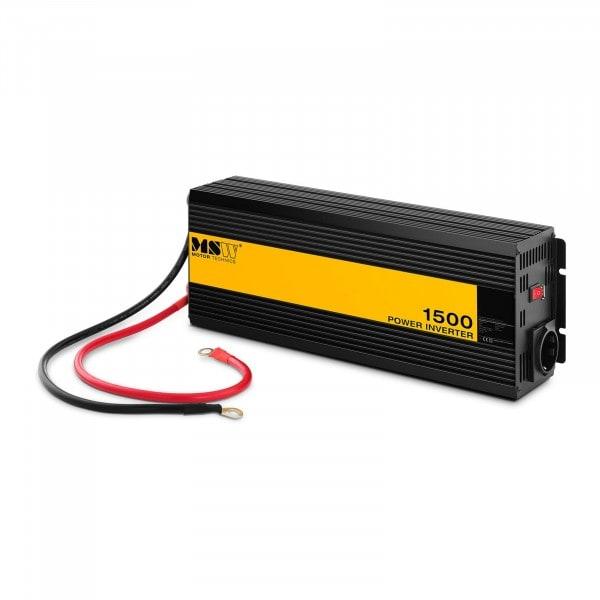 B-WARE Power inverter - Pure Sine - 1500 W